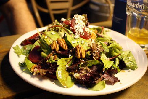 Brooklyn ice house salad