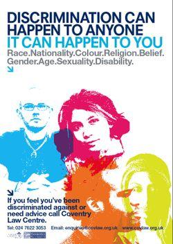 Discrimination_poster