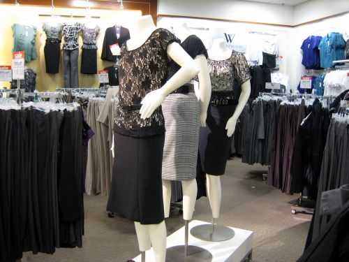 Jcpenney mannequins