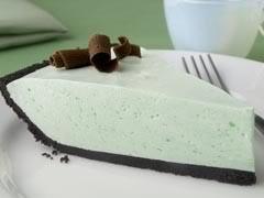 Grasshoper pie