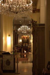 Le pavillon lobby