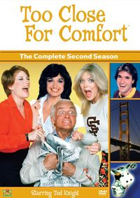 TooCloseForComfort2 cover art