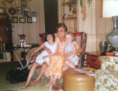 Grandma weaver