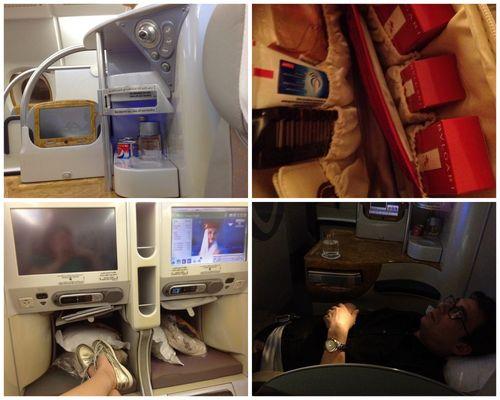Emirates perks quad