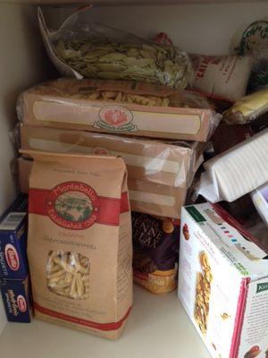 Pasta overload