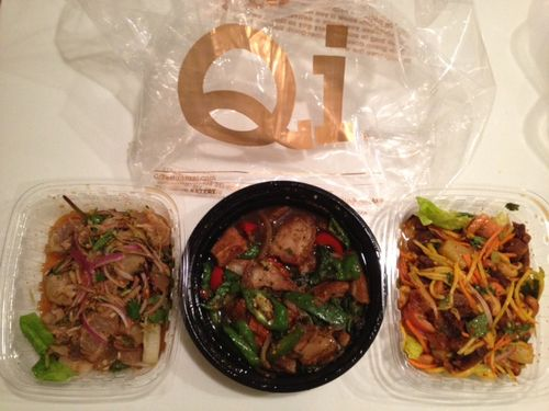 Qi thai grill delivery