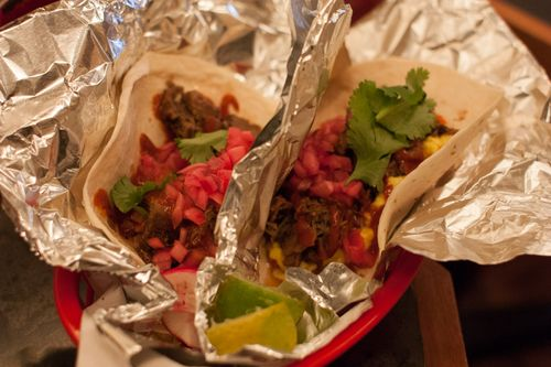 Briskettown breakfast tacos