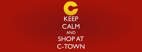 Keep calm ctown