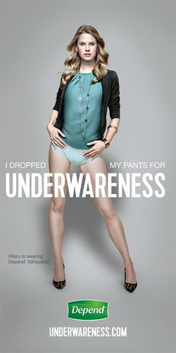 Underwareness