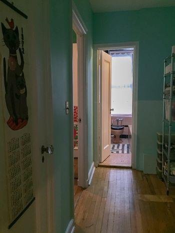 Hallway dec